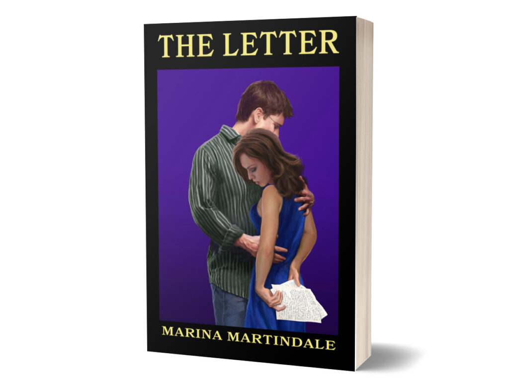 An image of The Letter book cover.